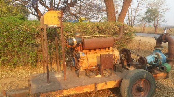 100hp deutz diesel irrigation pump unit for sale agri for Diesel irrigation motors for sale