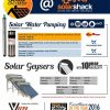 For all your solar water pumping, heating, backup, off grid systems, lighting solutions and products