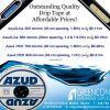 Azud PRO 900 micron - 33cm spacing , 1litre per hour